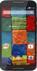 Moto X (2nd Generation) (Black Leather, 16 GB)  (2 GB RAM) for Rs. 16,999