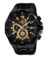 Imported Casio Edifice Wrist Watch- Efr-539bk-1avudf (ex187) for Rs. 2,975