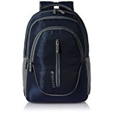 Buy Safari 25 ltrs Laptop Backpack (Boing-Navy blue-LB) from Amazon