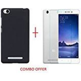 buy online b3762 d79ee Buy Ridhaniyaa (Combo Offer ) Hard Matte Finish Back Case Cover ...