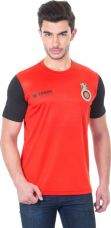 Buy Royal Challengers Bangalore Solid Men's Round Neck Red T-Shirt from Flipkart