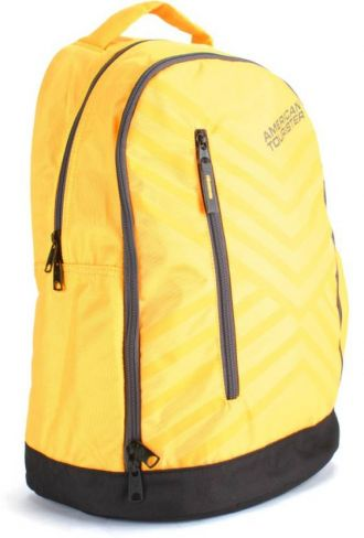 Get 50% off on American Tourister AMT 2016 - Ebony Backpack(Yellow)