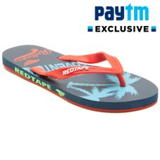 Red Tape Multicolor Men's Casual Flip Flop for Rs. 499