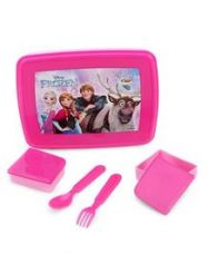 Disney Frozen Lunch Box - Pink for Rs. 266