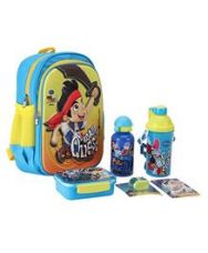 Buy Disney Jake the Pirate School Kit - Blue from FirstCry