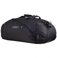 Wildcraft Sleek Large Polyester 81.3 cms Black Softsided Travel Duffle (8903338419105) for Rs. 1,046