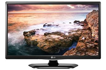 LG 24LH454A 61 cm (24 inches) HD Ready LED TV (Black) for Rs. 11,490