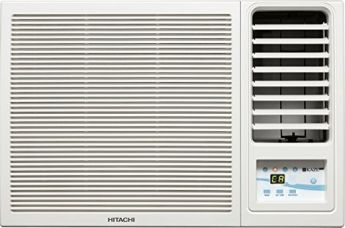 Hitachi 1.5 Ton 5 Star Window AC (RAW518KUD Kaze Plus, White) for Rs. 30,957