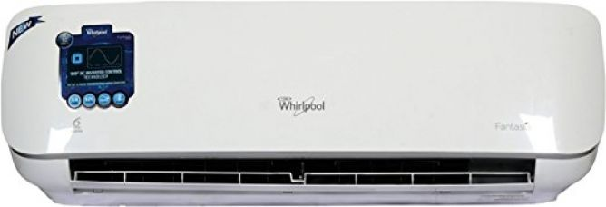 Whirlpool 1.5 Ton Inverter Split AC (Fantasia, White) for Rs. 46,999