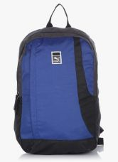 Buy Puma Sole Blue Backpack for Rs. 825
