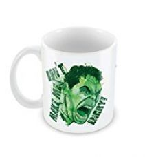 Marvel 'Don't Make Me Angry - Hulk' Officially Licensed Ceramic Mug for Rs. 269