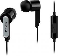 Buy Philips SHE1405 In ear headphone with mic from Ebay