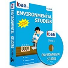 Buy Idaa Class 5 Environmental Studies Educational CBSE (CD) from Amazon
