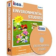 Idaa Class 4 Environmental Studies Educational CBSE (CD) for Rs. 199