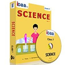 Idaa Class 7 Science Educational CBSE (CD) for Rs. 299