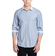 Buy Ruggers Men's Casual Shirt from Amazon