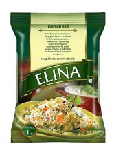 Elina Basmati Rice, 1kg for Rs. 103