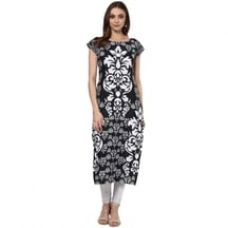 Buy Avanya Women's Blac for Rs. 599