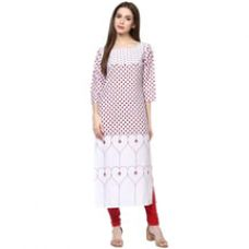 Buy Avanya Women's Whit from Craftsvilla
