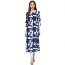 Buy Avanya Women's Blue from Craftsvilla