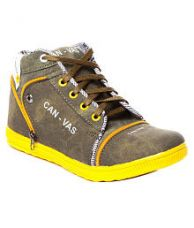 Buy Trilokani Smart Green Casual Shoes For Boys from SnapDeal