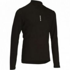 Buy 300 Long-Sleeved Cycling Jersey - Black from Decathlon