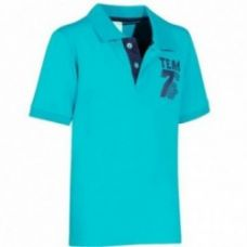 Comfort Boys' Fitness Polo Shirt - Turquoise for Rs. 549
