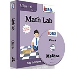 Buy Idaa Class 6 Math Activity Educational CBSE (CD) from Amazon