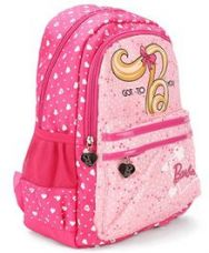 Get 39% off on Barbie School Backpack Pink - 15 inches