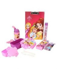 Get 21% off on Disney Princess School Kit - Pink