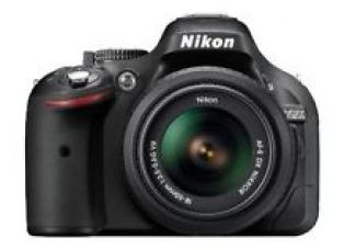 Flat 16% off on Nikon D5200 with 18-55mm VR Lens