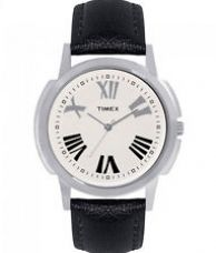 Buy Timex Analog Silver Dial Men's Watch from Ebay