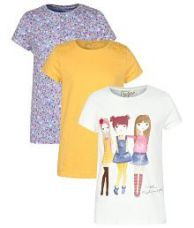 Get 35% off on Mothercare Girls White Shirts