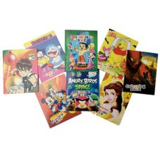 Buy Best Deals Colouring Book For Kids Pack of 10 (Assorted) for Rs. 60