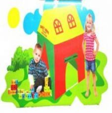 Get 51% off on Scrazy Cottage Sweet Home Tent House For Kids