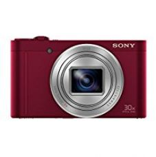 Sony Cybershot DSC-WX500/R 18.2MP Digital Camera (Red) for Rs. 21,540