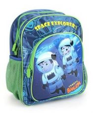 Flat 42% off on Chhota Bheem Space Explorers Backpack Blue - 14 inches