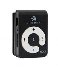 Buy Zebronics Node MP3 Player - Black from SnapDeal