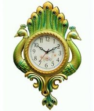 Wallace Assymetric Analog Wall Clock - NK-9195P-Multi 16 for Rs. 899