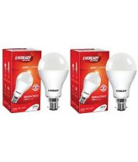 Buy Eveready 23W Pack of 2 Led Bulbs - Cool Day Light for Rs. 869