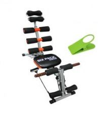 Buy IBS Sixpack Abs Platinum Ab Rocket Twister Total Body Home Gym Six Pack Abdominal Exerciser WithClip Holder from SnapDeal