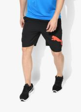 Buy Puma Pt Ess Dry Branded Wvn Black Shorts for Rs. 1050