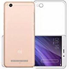 Kaira 0.3Mm Full Protection Premium Clear Tpu Back Case Cover For Xiaomi Mi Redmi 4A (Transparent) for Rs. 199