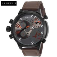 Buy Laurels Hulk Ll Over Size Black Dial Men's Watch-lo-hulk-ll-020902 for Rs. 599