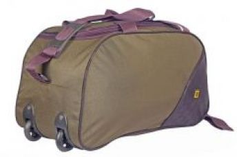 Buy Top Gear Combat 20inch Duffle Bag With Wheels for Rs. 499