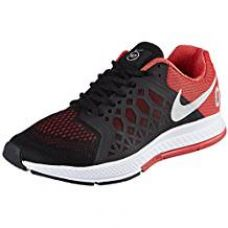 Buy Nike Zoom31 N7 Men's Sport Shoes X5 (7UK / 8US, Black/Red) from Amazon