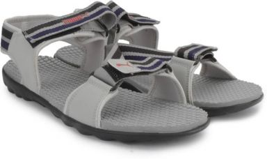Puma Men gray violet-black-snorkel blue Sports Sandals for Rs. 680