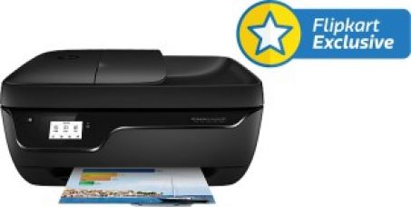 HP DeskJet Ink Advantage 3835 All-in-One Multi-function Wireless Printer  (Black, Ink Cartridge) for Rs. 5,699
