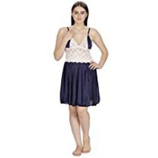 Buy Klamotten Women's Baby Doll (06N_Navy Blue_Free Size) from Amazon