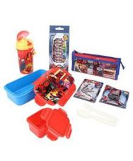 Buy Marvel Spider Man School Kit - Red And Blue for Rs. 630
